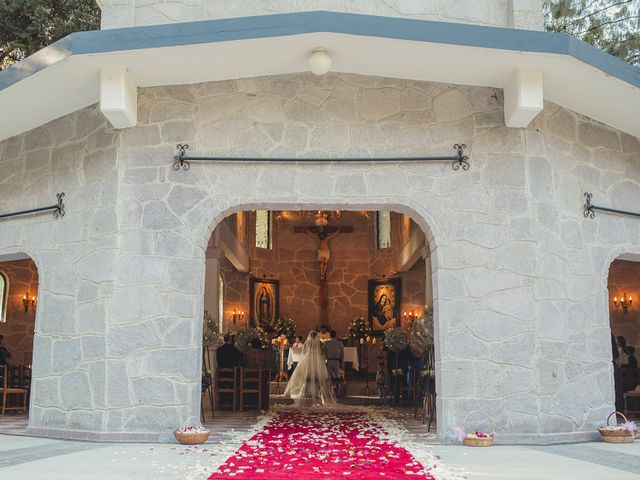 La boda de Fransisco y Marlene en Atizapán de Zaragoza, Estado México 12