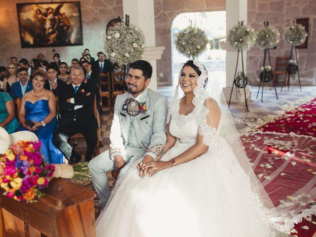 La boda de Fransisco y Marlene en Atizapán de Zaragoza, Estado México 13