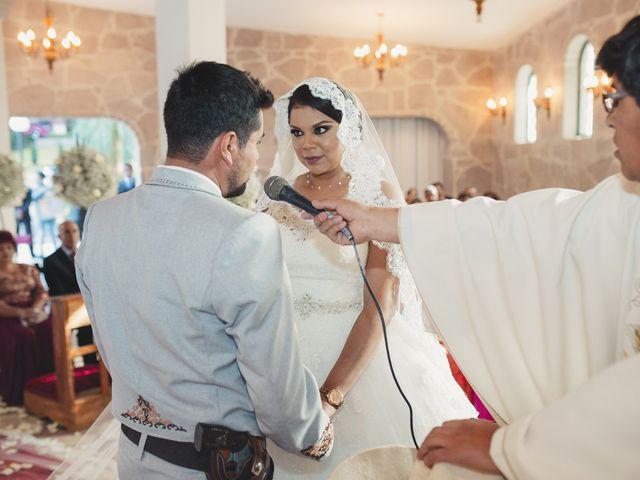 La boda de Fransisco y Marlene en Atizapán de Zaragoza, Estado México 14
