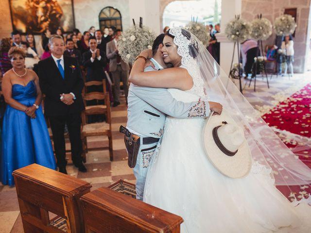 La boda de Fransisco y Marlene en Atizapán de Zaragoza, Estado México 16