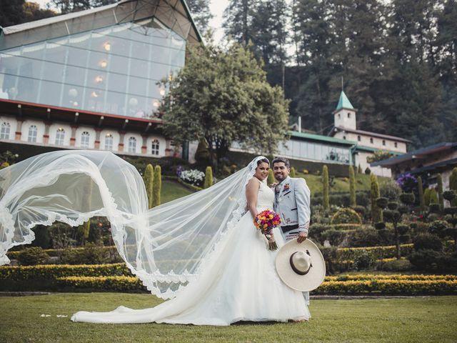 La boda de Fransisco y Marlene en Atizapán de Zaragoza, Estado México 17