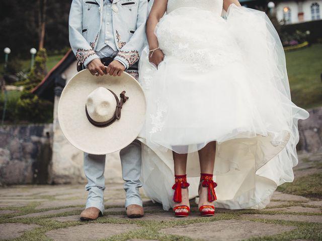 La boda de Fransisco y Marlene en Atizapán de Zaragoza, Estado México 18