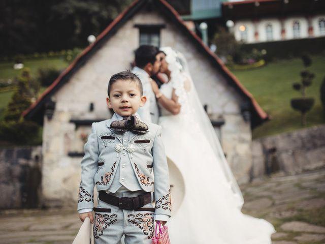 La boda de Fransisco y Marlene en Atizapán de Zaragoza, Estado México 19
