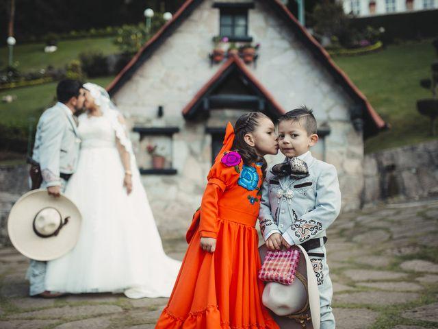 La boda de Fransisco y Marlene en Atizapán de Zaragoza, Estado México 20