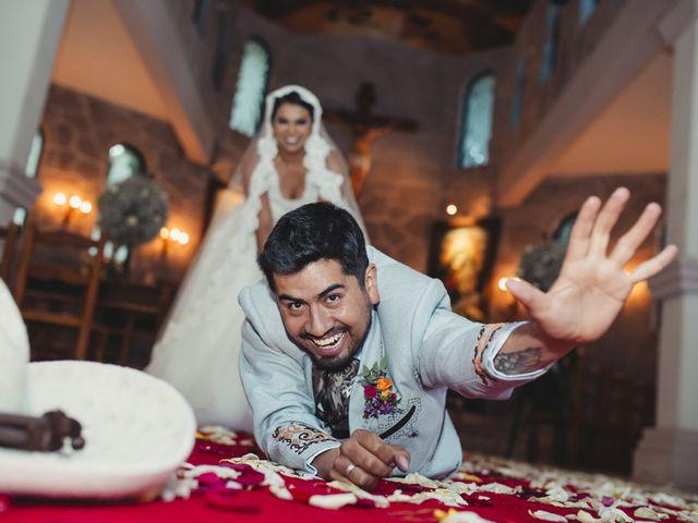 La boda de Fransisco y Marlene en Atizapán de Zaragoza, Estado México 21