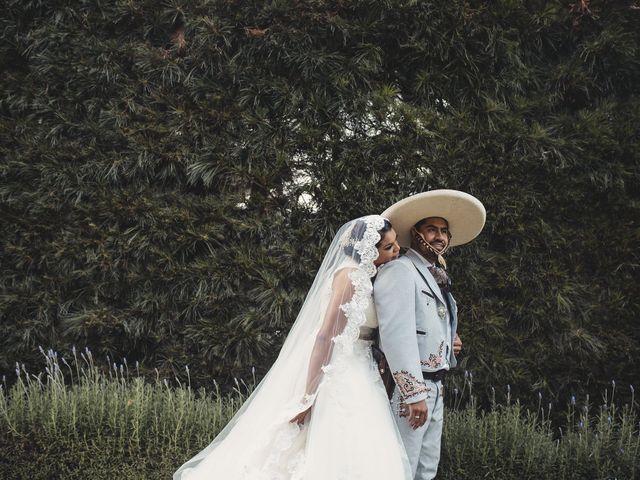 La boda de Fransisco y Marlene en Atizapán de Zaragoza, Estado México 22