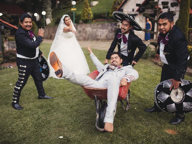 La boda de Fransisco y Marlene en Atizapán de Zaragoza, Estado México 23