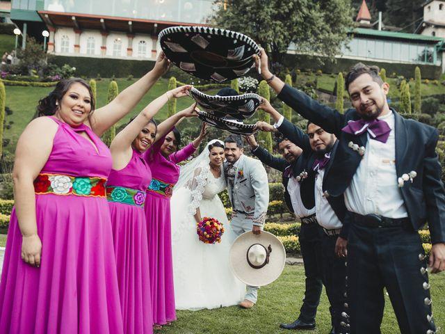 La boda de Fransisco y Marlene en Atizapán de Zaragoza, Estado México 24