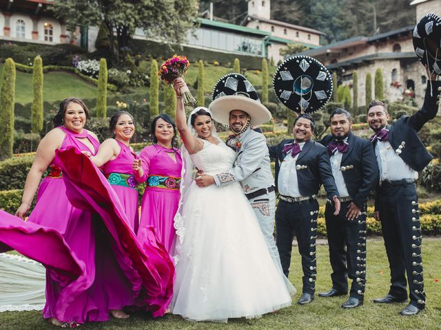 La boda de Fransisco y Marlene en Atizapán de Zaragoza, Estado México 26