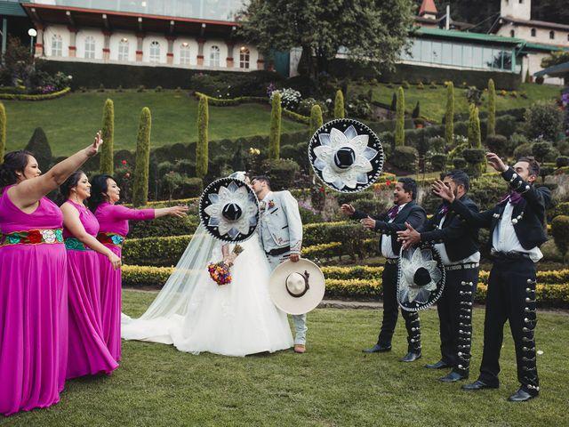 La boda de Fransisco y Marlene en Atizapán de Zaragoza, Estado México 27