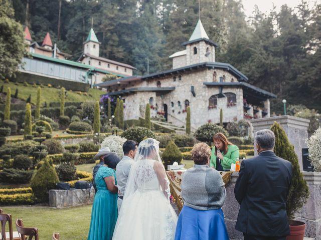 La boda de Fransisco y Marlene en Atizapán de Zaragoza, Estado México 28