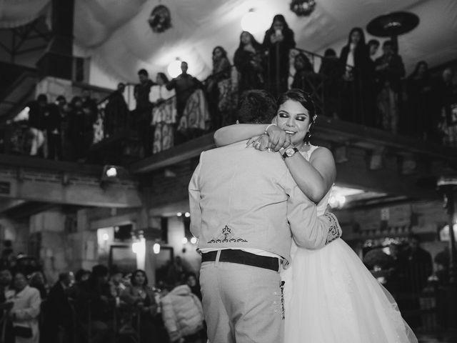 La boda de Fransisco y Marlene en Atizapán de Zaragoza, Estado México 30