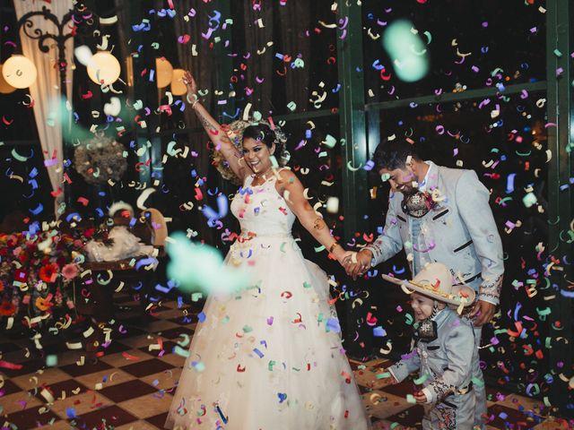 La boda de Fransisco y Marlene en Atizapán de Zaragoza, Estado México 31