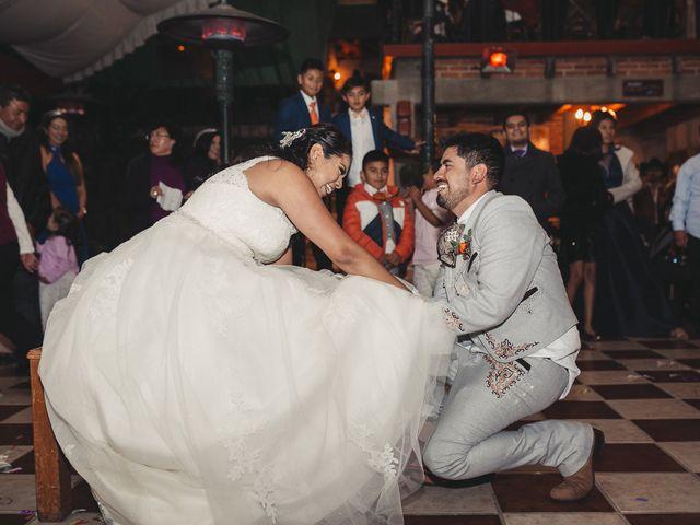 La boda de Fransisco y Marlene en Atizapán de Zaragoza, Estado México 34