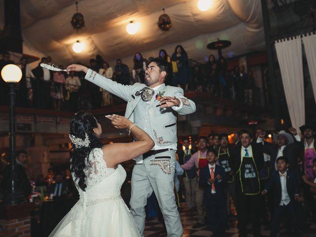 La boda de Fransisco y Marlene en Atizapán de Zaragoza, Estado México 35