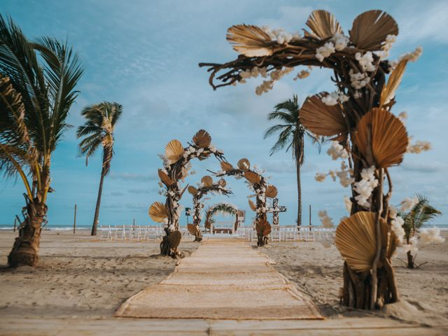 La boda de Alam y Ana en Acapulco, Guerrero 1