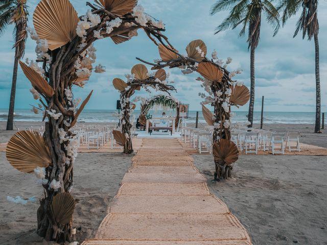 La boda de Alam y Ana en Acapulco, Guerrero 10
