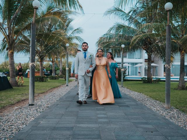 La boda de Alam y Ana en Acapulco, Guerrero 11