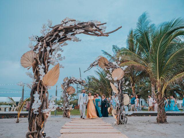 La boda de Alam y Ana en Acapulco, Guerrero 12