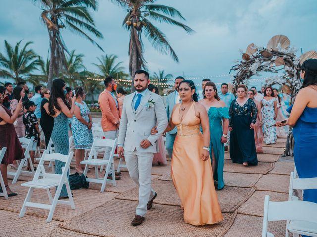 La boda de Alam y Ana en Acapulco, Guerrero 14