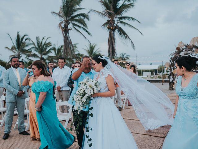 La boda de Alam y Ana en Acapulco, Guerrero 19