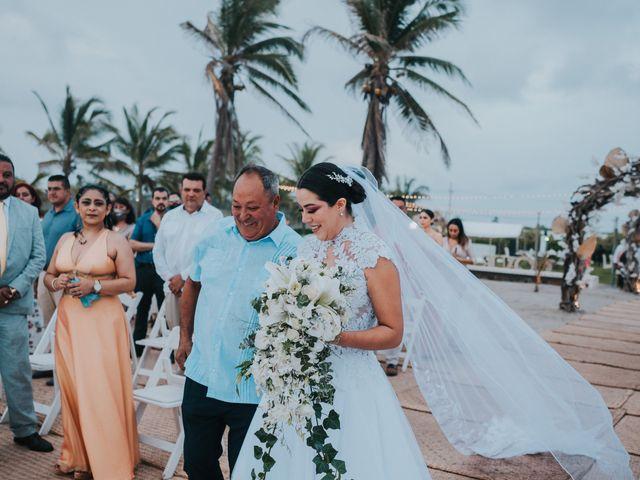 La boda de Alam y Ana en Acapulco, Guerrero 20