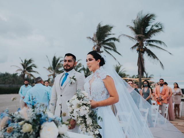 La boda de Alam y Ana en Acapulco, Guerrero 21