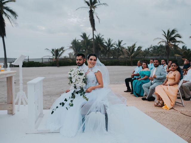 La boda de Alam y Ana en Acapulco, Guerrero 22