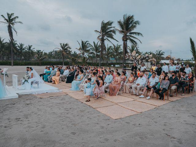 La boda de Alam y Ana en Acapulco, Guerrero 23