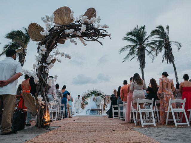 La boda de Alam y Ana en Acapulco, Guerrero 24