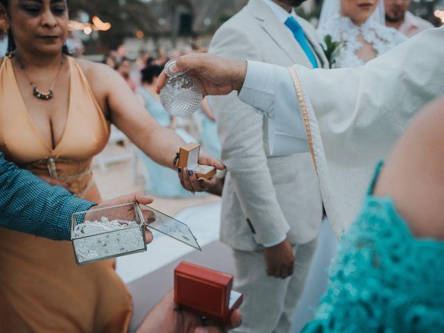 La boda de Alam y Ana en Acapulco, Guerrero 32