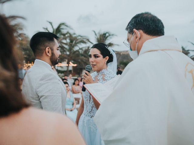 La boda de Alam y Ana en Acapulco, Guerrero 34