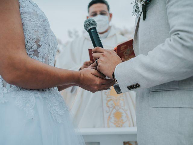La boda de Alam y Ana en Acapulco, Guerrero 36