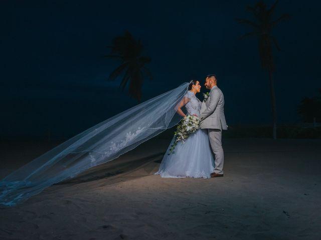 La boda de Alam y Ana en Acapulco, Guerrero 40