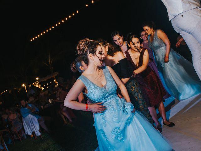 La boda de Alam y Ana en Acapulco, Guerrero 53