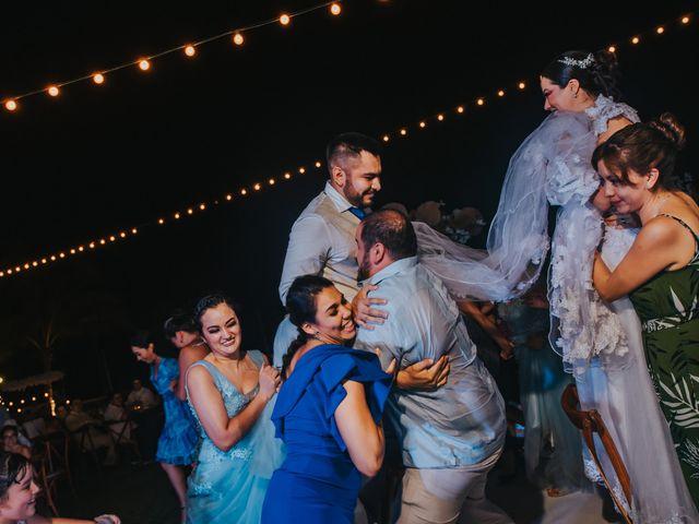 La boda de Alam y Ana en Acapulco, Guerrero 57