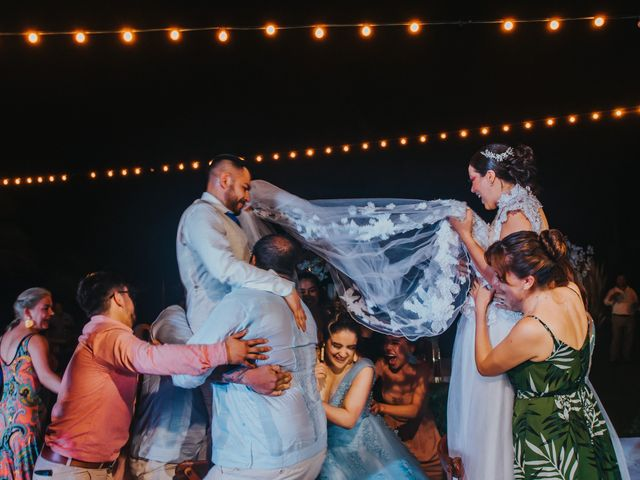 La boda de Alam y Ana en Acapulco, Guerrero 60