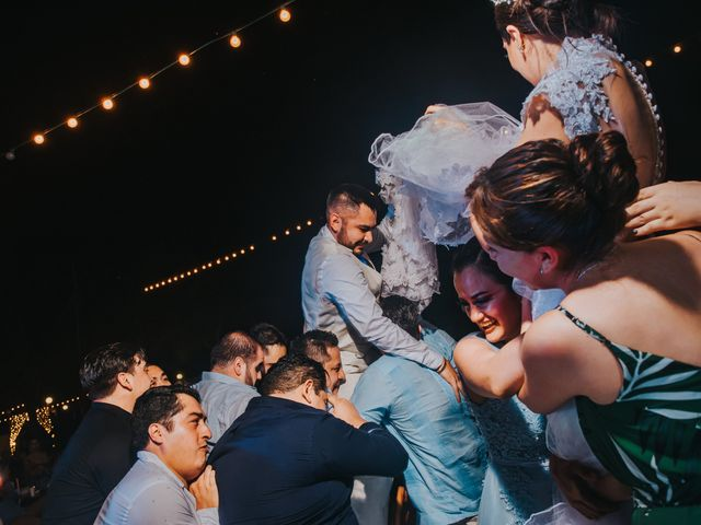 La boda de Alam y Ana en Acapulco, Guerrero 67