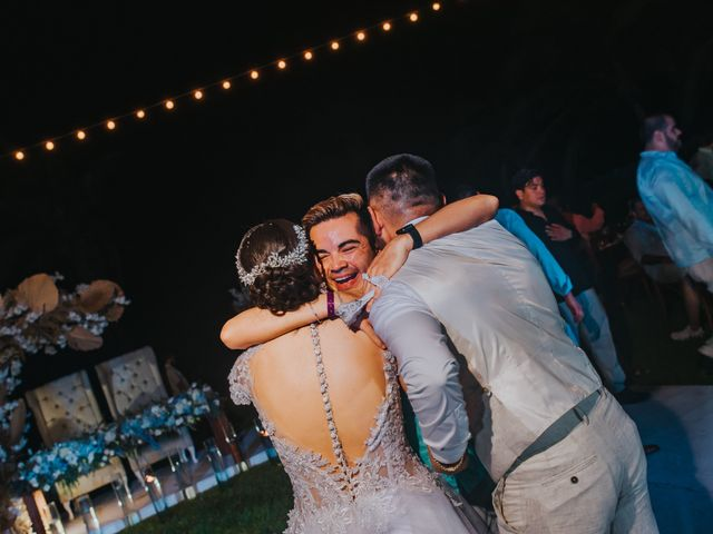 La boda de Alam y Ana en Acapulco, Guerrero 76