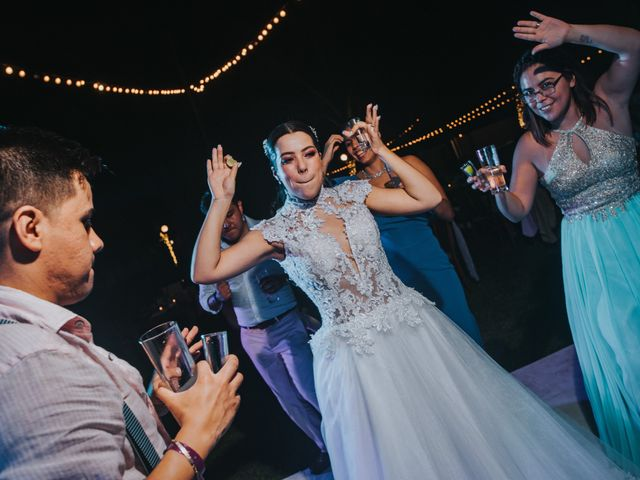 La boda de Alam y Ana en Acapulco, Guerrero 81