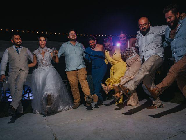 La boda de Alam y Ana en Acapulco, Guerrero 85