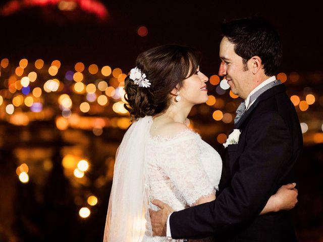 La boda de Claudia y Oscar