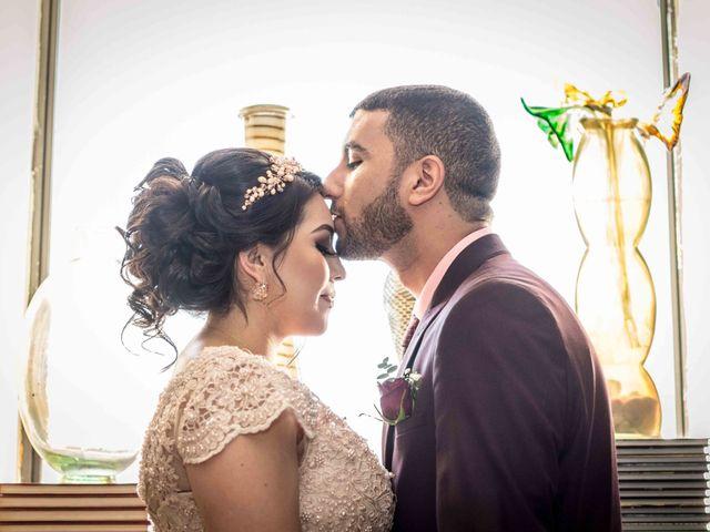 La boda de Karla y Amine