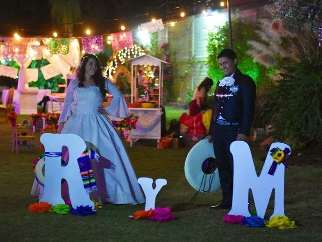 La boda de René y Misty en Guadalajara, Jalisco 2
