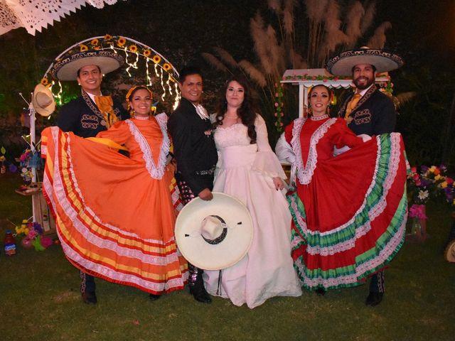 La boda de René y Misty en Guadalajara, Jalisco 1