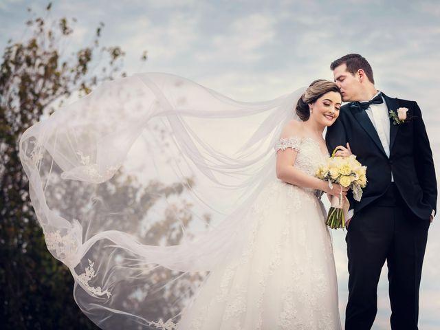 La boda de Ana y Aldo