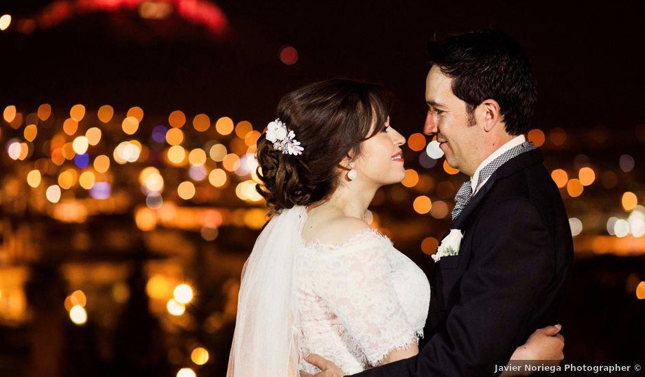La boda de Oscar y Claudia en Zacatecas, Zacatecas