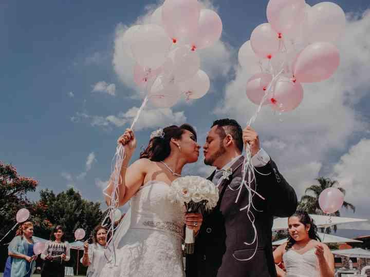 La boda de Clara y Erick
