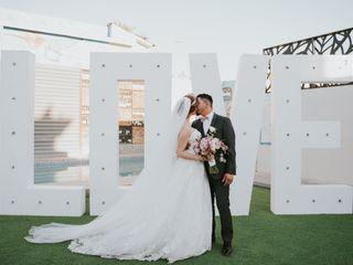 La boda de Melissa y Alberto