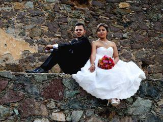 La boda de Rocio y Ulisses